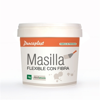 Masilla Flexible con Fibra
